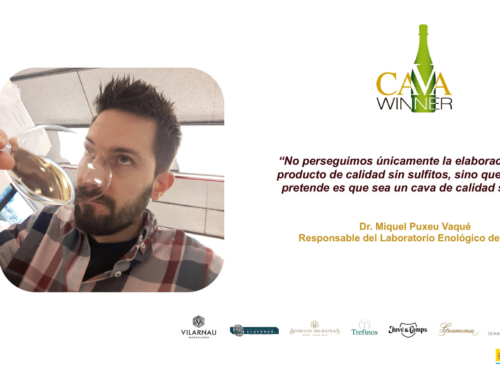 Entrevista al Dr. Miquel Puxeu Vaqué – Responsable del Laboratorio Enológico de VITEC