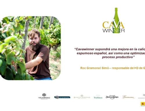 Entrevista a Roc Gramona I Simó – responsable de I+D de Gramona