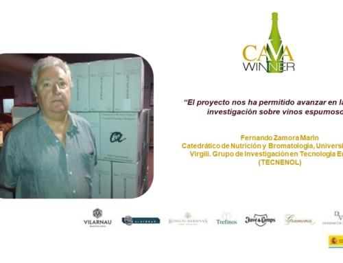 Fernando Zamora Marín – Catedrático de Nutrición y Bromatología